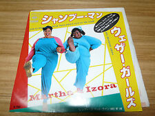 "WEATHER GIRLS I'm Gonna Wash That Man Right Out Of My Hair JAPAN 7"" 07SP716"