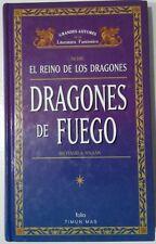 Dragones de Fuego. Serie el Reino de los Dragones. Libro