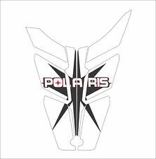 POLARIS HOOD RUSH PRO r  RMK 600 700 800 ASSAULT 120 137 144 155 163 black star