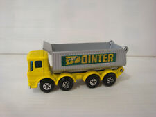 Miniature ancienne Matchbox Lesney Superflast - Ergomatic Cab Pointer Truck n°51