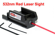 Tactical Mini Red Dot Laser Sight for 4 Pistol/Glock 17 19 20 21 22 31 34 35 37