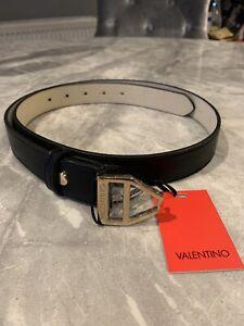 Womens Genuine Valentino Belt