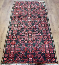 Persian Traditional Vintage Wool 230cmX 85cm Oriental Rug Handmade Carpet Rugs