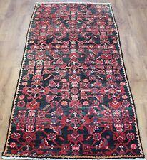 Traditional Vintage Wool 230cmX 85cm Oriental Rug Handmade Carpet Rugs