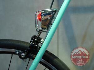 Classic Bicycle Tail Light / Retro Tail Light / Old Fashion Bike Light / Metal