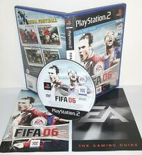 FIFA FOOTBALL 2006 06 6 - Playstation 2 Ps2 Play Station Gioco Game Sony