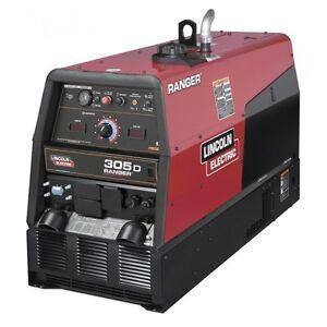 Lincoln Ranger 305D Engine Driven Welder Generator K1727-4