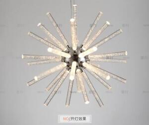 Modern Creative Chandelier Sputnik Lamp Firework Bubble Light ceiling fixture