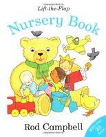 Lift-the-flap Nursery Book,Rod Campbell