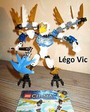 Lego 70201 Legends of Chima Chi Eris complet + Notice 2013 -CN54