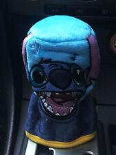Lilo & Stitch Disney Car Manual or Round-Head Shift Knob Gear Stick Cover #Music