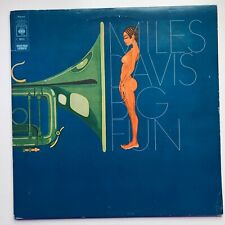Miles Davis – Big Fun CBS – S 88024 Original Uk Press1974 Double LP Gatefold