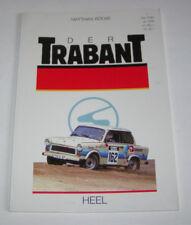 Der Trabant - P 50, 500, 600, 601 - Stand 1990!