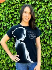 Celine Dion Concert T-Shirt w/ Bling, Size: Small
