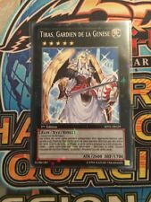 Yugioh Tiras, Keeper Of Genesis BP01-EN029 Starfoil Rare Fench 1st NM