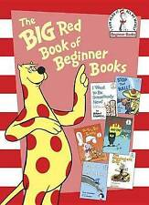 The Big Red Book of Beginner Books by Robert Lopshire, P D Eastman, Joan Heilbroner, Al Perkins, Marilyn Sadler (Hardback)