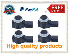 Black 4× Parking Distance Control Sensor 23428268 52050134 for GM Chevy Cadillac