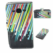 Leather Magnetic Wallet Phone Stand Cover Case For Samsung Galaxy S3 III i9300