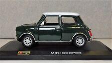 1/32 BURAGO - Auto classic  Mini cooper 1969