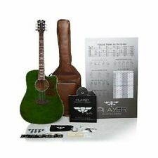 Keith Urban Inchplayerinch Tour Guitar 50piece Package Military Green Right