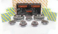 M20/M32 Boîte de Vitesse Alfa Romeo / Opel Kit Réparation Roulement Timken SNR