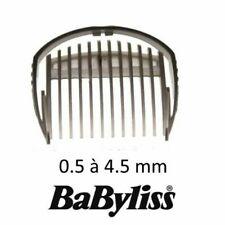 BaByliss 0,5 à 4,5 mm Guide de Coupe Peigne Sabot
