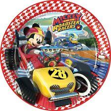 Mickey et ses amis Decoration Gateau Disque Azyme Comestible Anniversaire