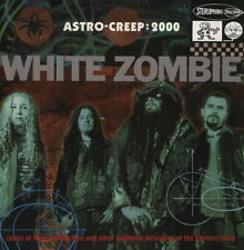White Zombie - Astro-Creep: 2000 [New Vinyl] Holland - Import