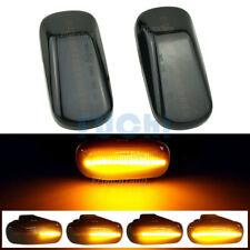 Led Sequential Side Marker Light For Honda Hr V Accord Civic City Acura Rsx Dc5