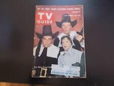Garry Moore, Donna Douglas - TV Guide Magazine 1961