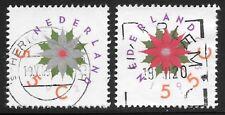 NVPH 1542 - 1543 Serie Gebruikt