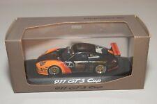 WW 1:43 MINICHAMPS PORSCHE 911 991 GT3 CUP UPS ROCKENFELLER DEALER MIB
