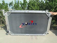 3 ROW for NISSAN Patrol GQ 2.8 4.2 DIESEL TD42 3.0 PETROL Y60 Aluminum Radiator