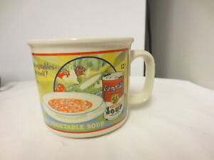 1993 Campbell's Vegetable Soup Mug/Cup by Westwood-1925 Street car Ad
