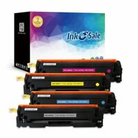 4 pack CRG-045H KCMY Compatible Toner Set for Canon MF634Cdw MF632Cdw LBP612Cdw