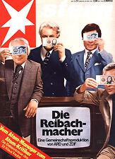 Magazin STERN  Nr 17 v 1978, Reibachmacher ARD und ZDF; Berti Vogts; Dinosaurier