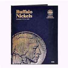 Whitman Coin Folder 9008 Buffalo Nickel 1913-1938