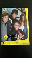 REBELDE WAY 3 DVD EDICION ESPECIAL DESPLEGABLE CAPITULOS 68-79 SPANISH EDITION