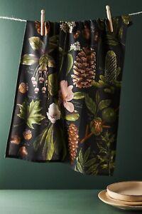 NEW-  Anthropologie-Botanica Dish Towel