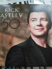 Rick Astley 50 CD Album Digipack