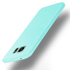 Shockproof Silicone Rubber Slim Case Cover For Samsung Galaxy A3 A5 A7 A8 2018