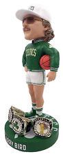 Larry Bird (Boston Celtics) 3X Champ Ring Base NBA Bobblehead Exclusive #/750