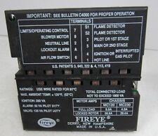 FIREYE 9505 0215 MC120 MC230 CHASSIS
