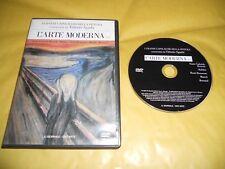 DVD-L'ARTE MODERNA VOL.2-II-SGARBI-ROSSETI-BOLDINI-ROUSSEAU-MUNCH-BONNARD