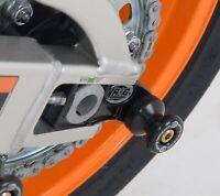 Honda CBR600RR & CBR1000RR R&G Racing Offset Cotton Reels/Paddock Stand Bobbins