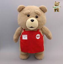NEW TED BEAR 18'' 45CM PLUSH SOFT TOY TEDDY BEARS DOLL KIDS XMAS GIFT