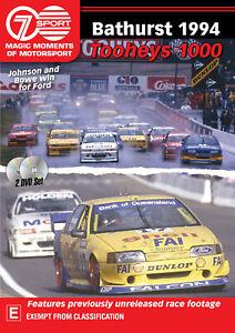 BRAND NEW Magic Moments of Motorsport - Bathurst 1994 (DVD, 2-Disc Set) PREORDER