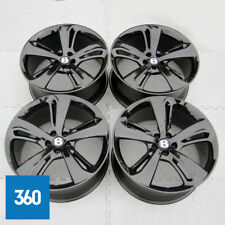 """NUOVO Originale Bentley Continental GT Velocità 21"""" Nero direzionale Set Ruota in Lega"""