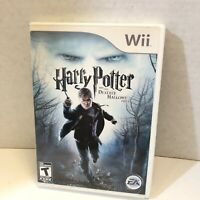Harry Potter and the Deathly Hallows: Part 1 [Nintendo Wii]