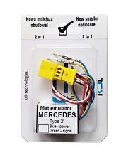 Emulatore del Sensore di Presenza del Sedile Adatto Mercedes G W463 2002-2006